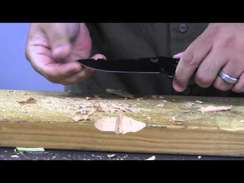 benchmade - Benchmade 375 Adamas Test and Demonstration