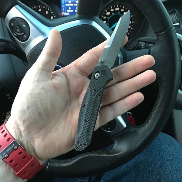 Benchmade - #7amgearcheck #benchmade940 #skingraft #sunisup7now