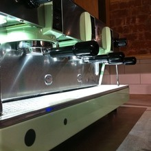 COFFEEUFEEL - Freshly baked bagels and Havana coffee from 7am Tuesday. 3a York Street Newmarket. #greenmachine #newmarket #coffeeufeel havanacoffee
