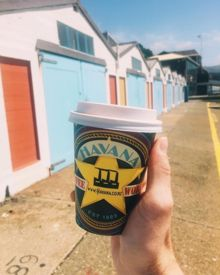 COFFEEUFEEL - This afternoon turned out pretty fab hey?! Perfect afternoon for a quick stroll to grab a havanacoffeeworks coffee from berniesonthebay and a walk around the...