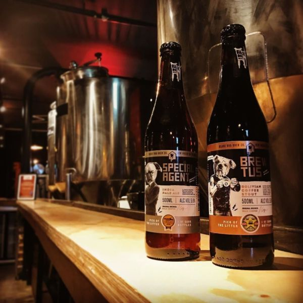 COFFEEUFEEL - We are proud to release Brewtus and Special Agent on 500ml bottles. Our favourite brews are finally being bottled for you to enjoy in the comfort of your...