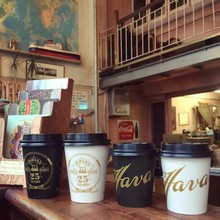 COFFEEUFEEL - NEW CUPS ARE HERE AT LAST!! Havana 6oz cups to make the perfect flat white & ltd edition 25year 8oz cups! Coming to cafes near you! #havanacoffeeworks...