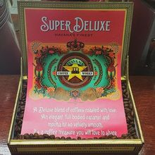 COFFEEUFEEL - HAPPY FRIDAY!!! And to really make your day... Super Deluxe is now available at Moore Wilson's! 🎉 You'll find this coffee treasure at the espresso counter...